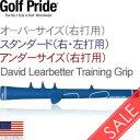 ゴルフプライド Golf Pride レッドベター トレーニンググリップ Golf Pride David Learbetter Training Grip 【全4種】 【ゴルフ】