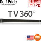 【重量公差±0.2g】 ゴルフプライド Golf Pride ツアーベルベット 360° ラバー ウッド&アイアン用グリップ(M60R) GTSS 【200円ゆうメール配送可能】【ゴルフ】