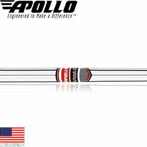 單物品銷售★阿波羅☆Apollo CWS常數重量鋼鐵鐵桿軸(9.0mm錐形小費)[高爾夫球]