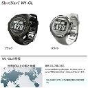 ライト G-727 ショットナビ(ShotNavi) 腕時計型 GPS ゴルフナビ W1-GL 【ゴルフ】