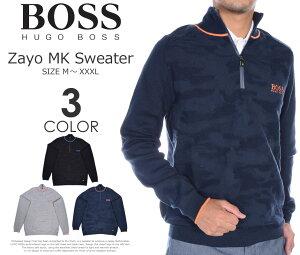 ヒューゴボス長袖メンズウェアザヨMK長袖セーター大きいサイズ