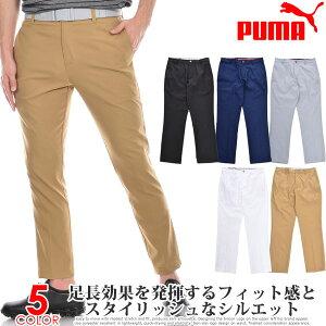 (スペシャル感謝セール)プーマ Puma ゴルフパンツ メンズ 春夏 ゴルフウェア メンズ パンツ おしゃれ ロングパンツ ボトム メンズウェア テイラード ジャックポット パンツ 大きいサイズ USA直輸入 あす楽対応