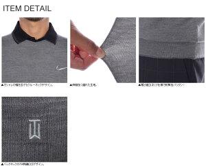 ナイキTWモデル長袖メンズウェアウールクルーネック長袖セーター大きいサイズ
