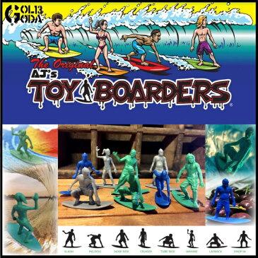 【楽天カードでポイント5倍】送料無料 フィギュア TOY BOARDERS SURF トイボーダーズ サーフィン サーフフィギュア 24人入り オススメ