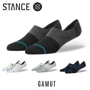 スタンス ソックス STANCE GAMUT SOCKS 靴下 メンズ アンクルソックス ショートソックス【店頭受取対応商品】