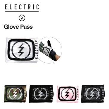パスケース ELECTRIC エレクトリック GLOVE PASS スノーボード スノボ スキー リフト券ホルダー 19-20