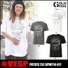 【2014-2015モデル】VESP■POTATOTEE(VPMT14-01)■ベスプ半袖Tシャツ
