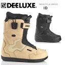 予約 ディーラックス ブーツ DEELUXE ID TF 19-20 SNOWBOARD BOOTS アイディー サーモインナー スノーボー...