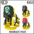 【エントリーでポイント10倍】16-17モデル AIRBLASTER HighBack Pack ハイバックパック エアーブラスター スノーボードバッグ