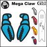 送料無料 デッキマット CRAB GRAB MEGA CLAWS 2個セット クラブグラブ メガクロウ デッキパッド スノーボード 板 SNOWBOARD