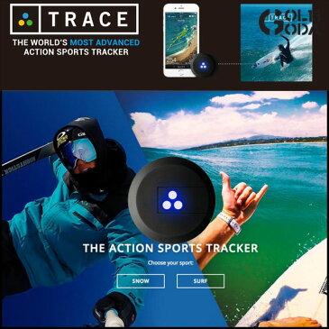 【楽天カードでポイント5倍】【小型GPSセンサー】TRACE トレース データ計測 ライディング追跡 GoPro自動編集 サーフィン スノーボード