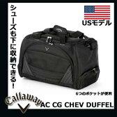 【あす楽対応】【USA直輸入品】キャロウェイ CG セブダッフルバッグ 12 5812003