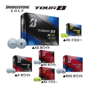 【2018年モデル】【USモデル】ブリヂストンゴルフ ツアービーUSゴルフボール 1ダース[12球入り] TOUR B