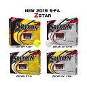 【US輸入品】 ダンロップ スリクソン Z-STAR / Z-STAR XV ゴルフボール メンズ ゴルフボール 1ダース 12球 2019 [6代目]