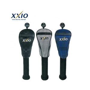 ダンロップ ゼクシオ ハイブリッド用ヘッドカバー メンズヘッドカバーUT用 GGE-X105H