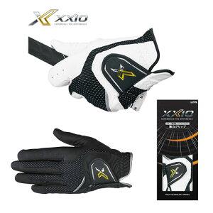 ダンロップ ゼクシオ XXIO 全天候 合成皮革 ゴルフグローブ GGG-X015 メンズ