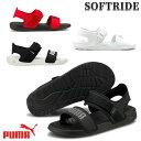 プーマ PUMA SOFTRIDE メンズ レディース スポーツ サンダル 375104