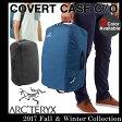 【あす楽対応】【送料無料】 リュック 40L アークテリクス ARC'TERYX COVERT CASE C/O コバートケース 2WAY バックパック 12403 メンズ レディース 鞄 カバン バッグ