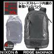 【あす楽対応】【送料無料】 リュック ニクソン NIXON リッジ バックパック RIDGE BACKPACK C2550 メンズ レディース 鞄 カバン バッグ