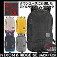 【あす楽対応】【送料無料】 リュック ニクソン NIXON リッジ バックパック RIDGE BACKPACK SE C2492 メンズ レディース 鞄 カバン バッグ