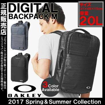 20L リュック デイバック 通勤 日本正規品 OAKLEY オークリー デジタル バックパック M 921072JP