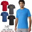 【送料無料】 男性用 Tシャツ アークテリクス ARC'TERYX ARC'WORD SS T-SHIRT アークワード Tシャツ メンズ クルーネック 19021