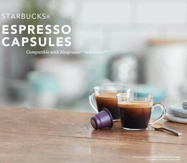 NESPRESSO スタバ ネスプレッソ コーヒー 互換 カプセル スターバックス コロンビア  20pcs