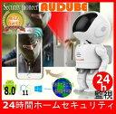 地球の裏側でも見れる ロボット型 防犯カメラ 防犯機能搭載 ...