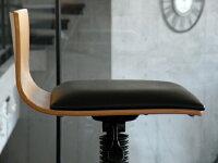 【送料無料】カウンターチェアCC-02【木製】【椅子】【高さ調節】【バーチェア】
