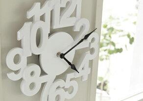 おしゃれ壁掛け時計ALGO時計壁掛時計掛け時計人気かっこいいモダン個性的デザインお洒落オシャレ北欧結婚祝い新築祝い送料無料贈り物白色ホワイトブラウン茶色木目ラッピングインテリアかわいいアンティークウォールクロック誕生日プレゼント