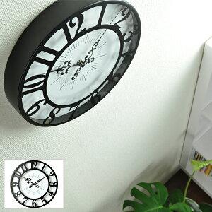 ※ホワイト廃盤となりました。【送料無料】クラシカルモダンな壁掛け時計 -GISEL- 【おしゃれ/...