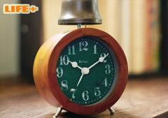 木製目覚まし時計 -BIOT- [木製目覚まし時計 おしゃれ アラームクロック おしゃれ めざ…