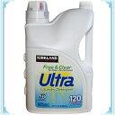 【無香料】 【大容量5.5L】カークランド白 フリー&クリア液体洗濯洗剤 5.5L【濃縮2倍】【コストコ通販】【送料無料:沖縄・一部離島は対象外】