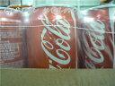 輸入版コカコーラです。【3箱まで一梱包】【輸入版コカコーラ】 330mlx 24缶 / Coca Cola  ...