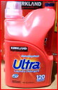 【大容量5.5L】 カークランド赤 ウルトラ液体洗濯洗剤【コストコ】【送料無料:沖縄・一部離島は対象外】
