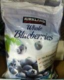 【カークランドシグネチャー】冷凍ブルーベリー 2.27kgBlueberry【通販】【コストコ通販】