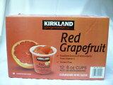 レッドグレープフルーツカップ115g×12個【KIRKLAND】カークランド (要冷蔵)【コストコ通販】