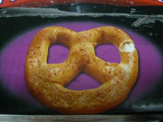 【新商品】【クール便対応】【冷凍】クリームチーズ入りソフトプレッツェルJ&JSnackfoodSUPERPRETZEL【チュロス・J&J・コストコCOSTCO通販・業務用】