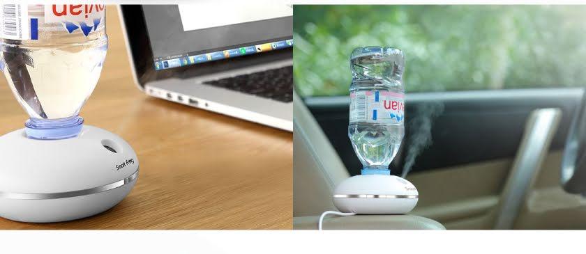 SmartFrog(スマートフロッグ)『水瓶座加湿器』