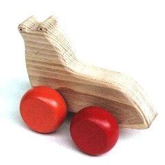 [可愛いナメクジ] 愉快で楽しい木のおもちゃ 見て触って考えて五感に働きかける玩具です。 知育...