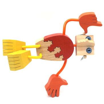 【名入れ可】●木の人形(6号)自由自在にポーズを変えて楽しむことができます。可愛い木のおもちゃ 日本製 6ヶ月 7ヶ月 8ヶ月 9ヶ月 10ヶ月 1歳 2歳 3歳 4歳 5歳 誕生日ギフト〜出産祝い 赤ちゃん 男の子 女の子 誕生祝い 木工職人手作り 親子 木育 家族 ままごと 知育玩具