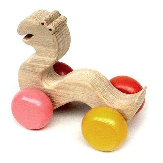 Laughing Snake Wooden Toys (Ginga Kobo Toys) Japan