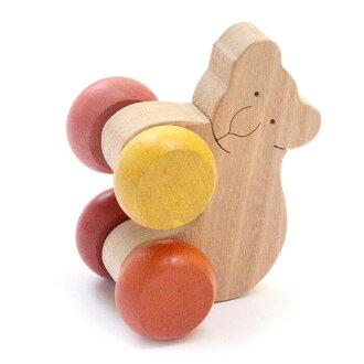 Perched Koala Wooden Toys (Ginga Kobo Toys) Japan