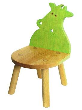 【送料無料】●うし椅子 (子供家具・木のおもちゃ 日本製 ) 1歳 2歳 3歳 4歳 5歳 誕生日ギフト〜出産祝い 男の子 女の子 赤ちゃん おもちゃ♪ 注文製作の木の椅子 子供施設 キッズルームに最適です! 記念日 木工職人手作り いす イス 木育 ★ Ginga Kobo Toys