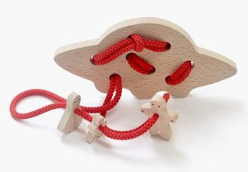 木のおもちゃ知育玩具銀河工房おしゃぶりガラガラ赤ちゃんベビー積木ブロック子供遊具こどもつみきパズル