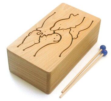 【名入れ可】●動物ドラム(6音階)音を楽しむ木のおもちゃ 日本グッド・トイ選定 知育玩具 1歳 プレゼント ランキング 2歳 3歳 4歳 5歳 誕生日ギフト 誕生祝い 出産祝いにお薦め♪ 赤ちゃん おもちゃ 男の子&女の子 日本製 ブロック 型はめ 音楽 楽器 木育