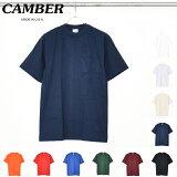 Camber Max - Heavy Weight ポケット Tシャツ #302 半袖 オリジナル キャンバー 厚手 8オンス XXL 2XL