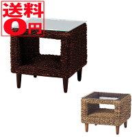 グランツシリーズサイドテーブル(ブラウン)RL-1440BR-ST