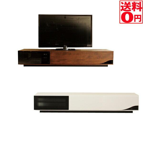 【送料無料】 完成品 テレビボード QUATRO クアトロ 幅180 BR:4/30入荷【大型商品日時指定不可】