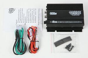 手元LEDスイッチで電源オンオフ!!バイク用オーディオ(アンプ&スピーカー)完全防水スピーカー採用オーディオiphoneやスマホに対応マジェスティフォルツァフュージョンマグザムスカイウェーブ原付ディオジョグ